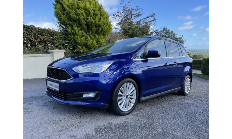 Ford Grand CMax 7 Seater